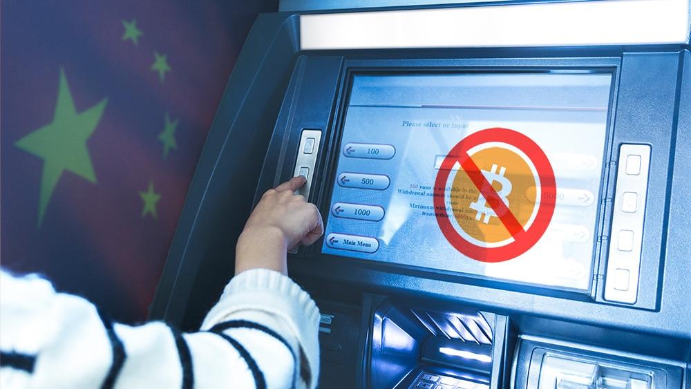Banco Central de China prohíbe a bancos procesar transacciones de Bitcoin