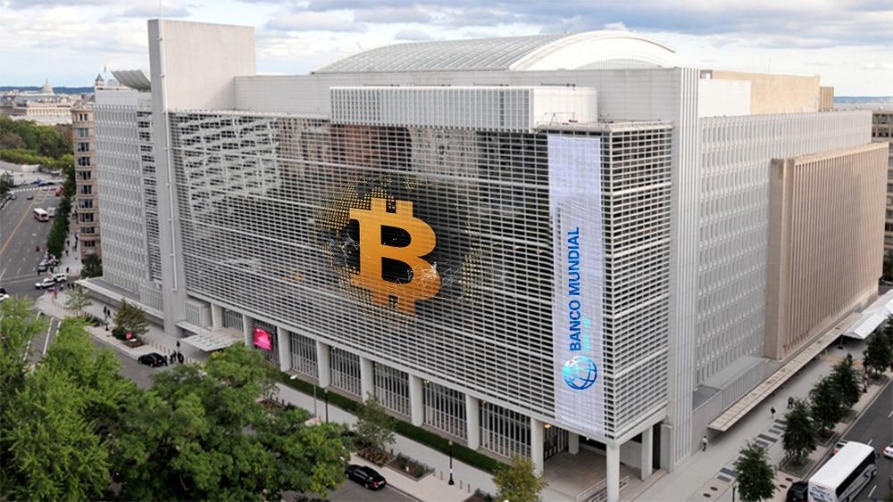 El Salvador pide asistencia técnica al Banco Mundial para implementar bitcoin
