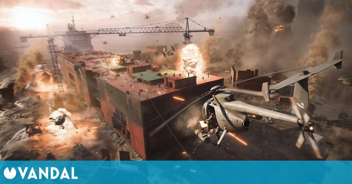 EA confirma que Battlefield 2042 usará hasta 64 bots para llenar las partidas