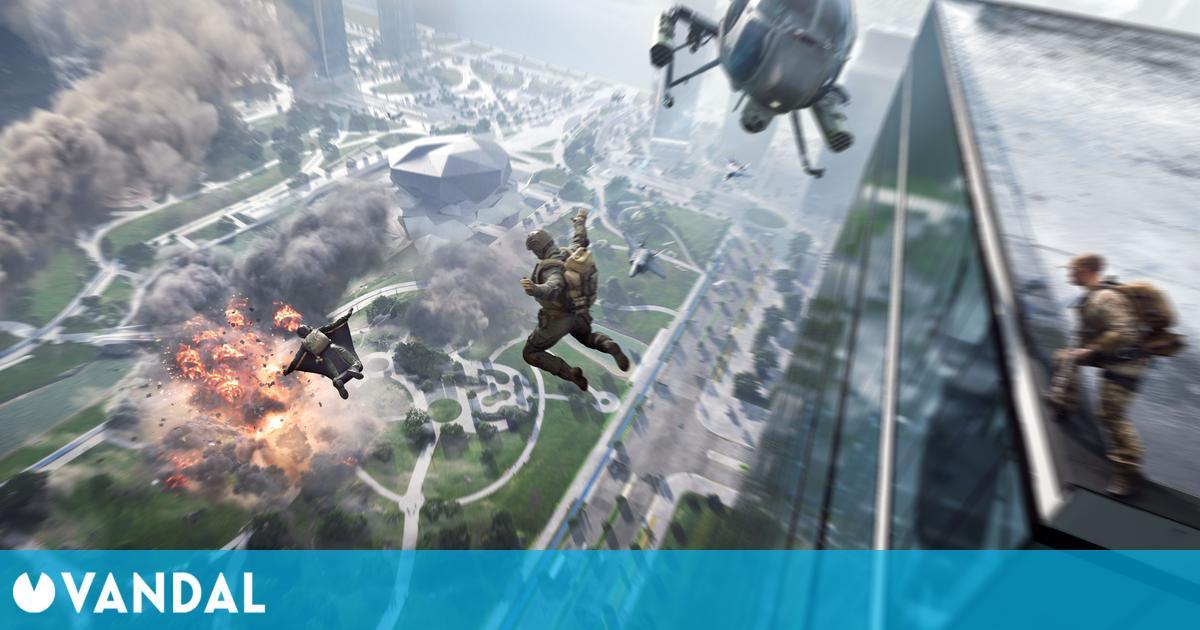 Battlefield 2042 tendría un modo con mapas, armas y vehículos de anteriores juegos