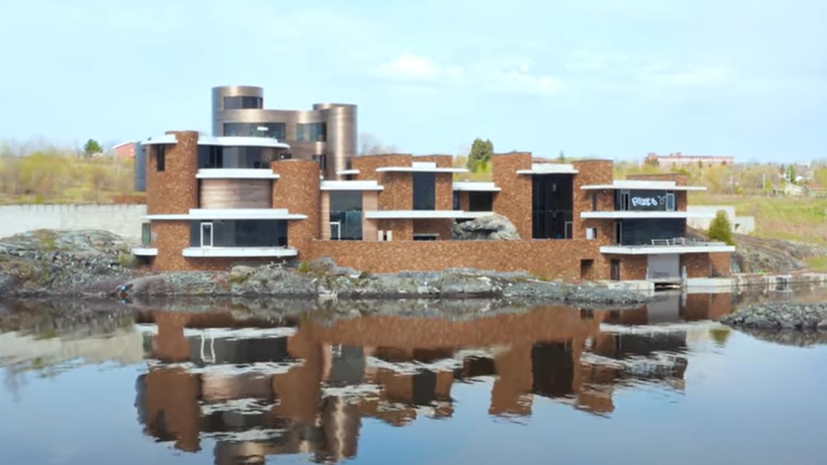 La mansión más grande de Canadá no ha sido habitada nunca