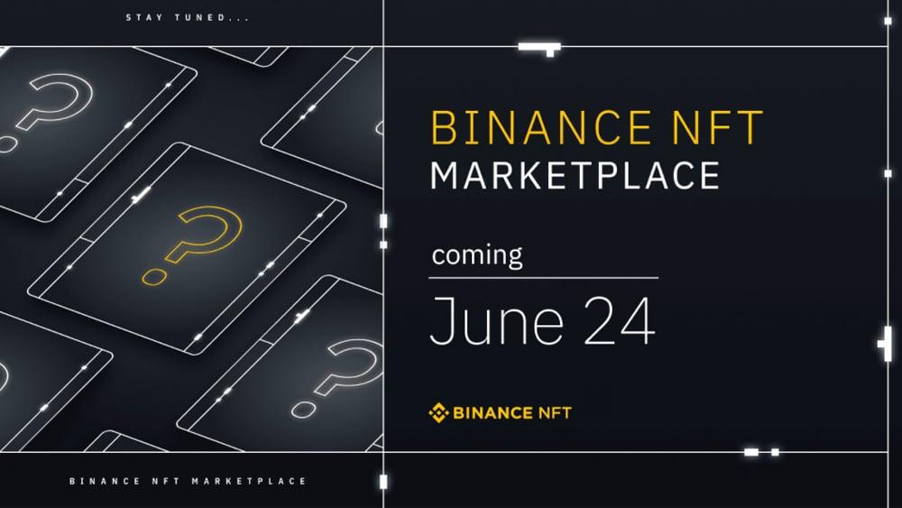 Binance inaugurará su mercado de NFT con 100 creadores de «alto perfil»