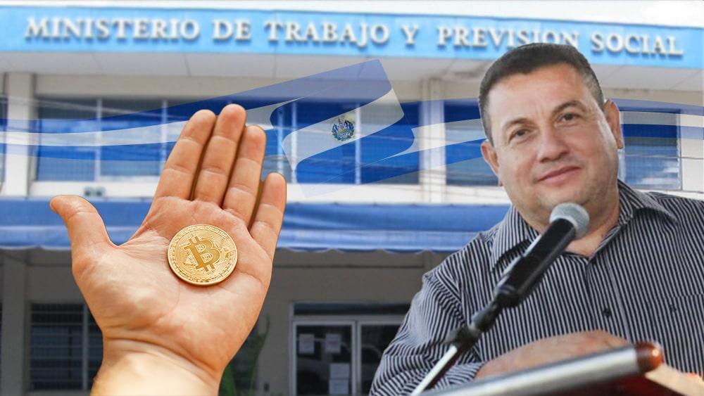 «es prematuro hablar de salarios en bitcoin en El Salvador»