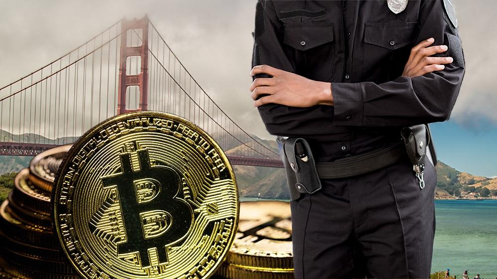 Policía de San Francisco compró bitcoin «con descuento»