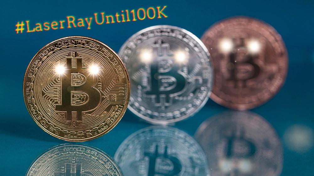 ¿Qué significan los ojos láser y cuál es su relación con Bitcoin?