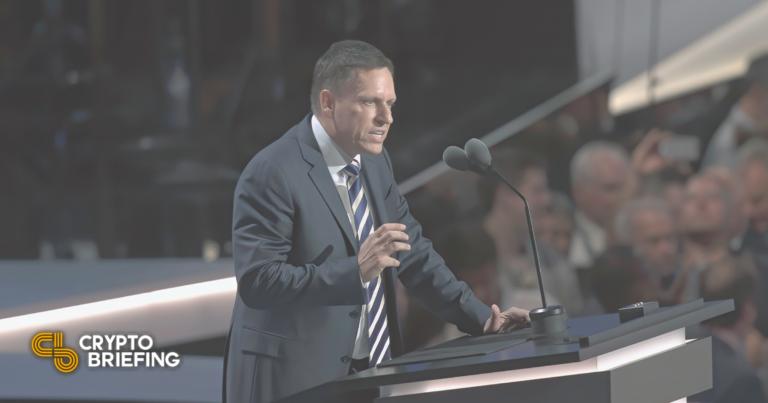 Peter Thiel, Dragonfly respalda el nuevo DAO en un aumento de $ 230 millones