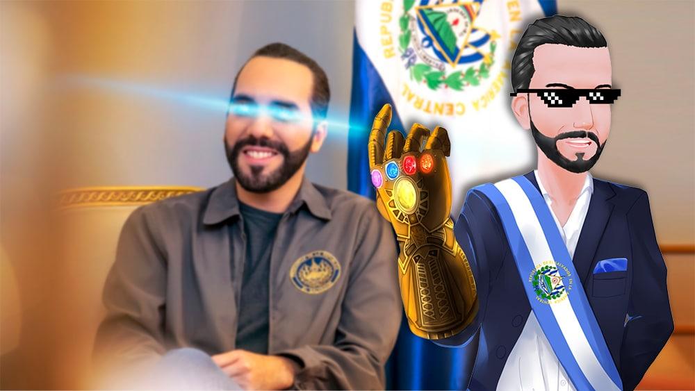 Bukele Token, la criptomoneda meme inspirada en el presidente de El Salvador