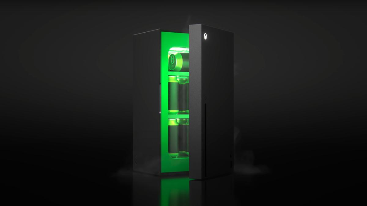 La Mini Nevera más potente del mundo es Xbox