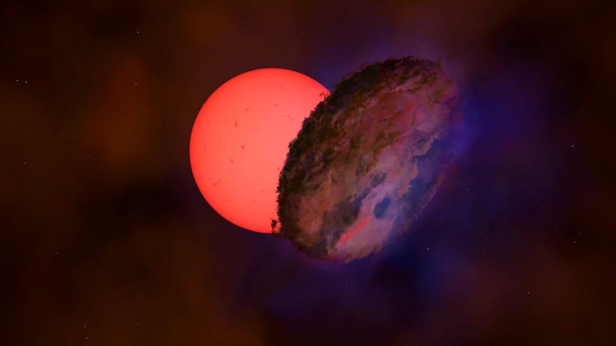 Esta estrella parpadeante es un enigma para los astrónomos