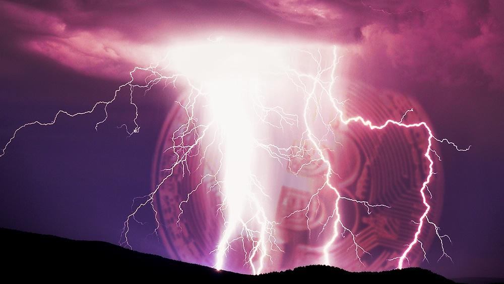Lightning rompe récord de nodos, canales y bitcoins circulando en la red