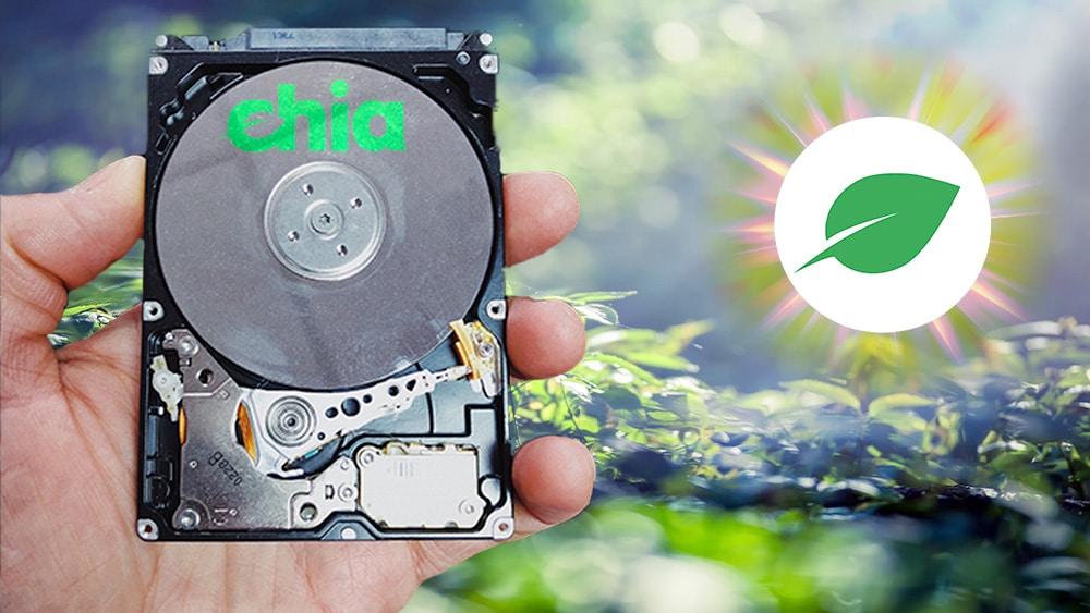 La minería de Chia Coin podría acentuar la escasez de discos duros y SSD en el mercado