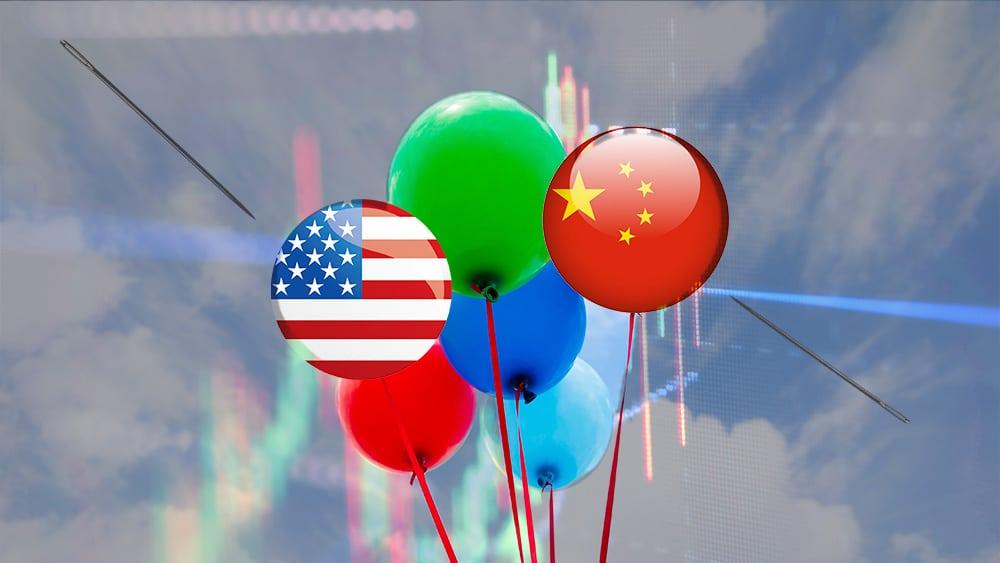 Se intensifica inflación en Estados Unidos, mientras que China la exporta