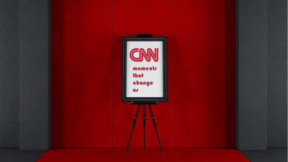 Momentos históricos del canal CNN serán registrados en una colección de NFT