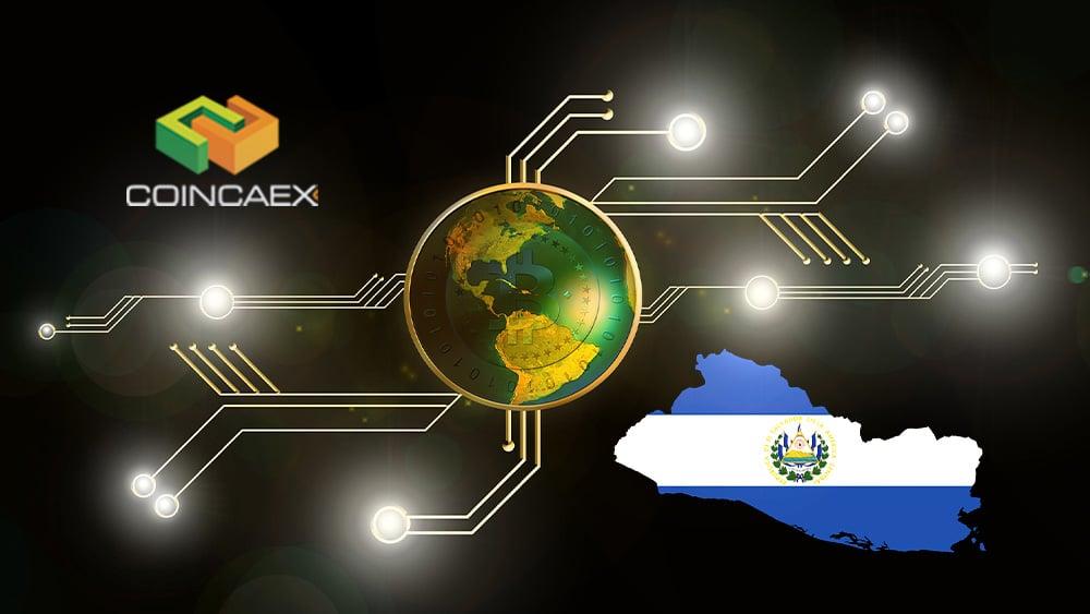 Coincaex es el primer exchange de criptomonedas que muda sus operaciones a El Salvador