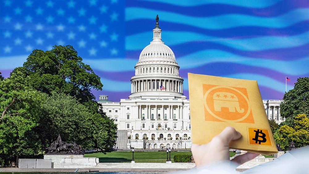 Comité Republicano del Congreso de Estados Unidos aceptará donaciones en bitcoin
