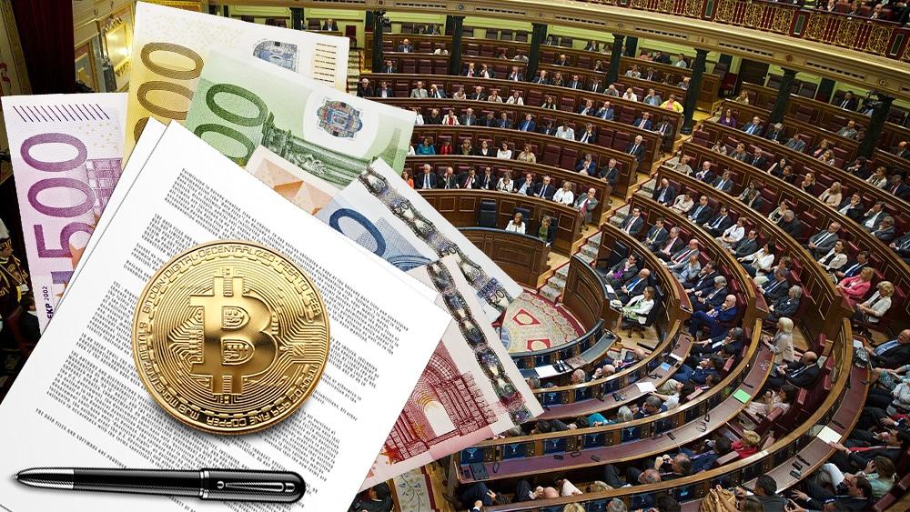 Partido del presidente de España Pedro Sánchez propone crear una criptomoneda pública