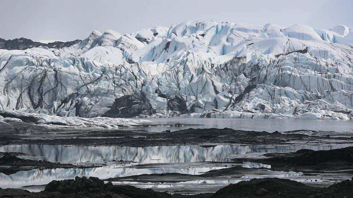 La ola de calor acaba de causar un terremoto de hielo en Alaska