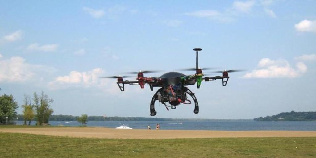 Todas las cosas que se van a poder hacer con drones en el futuro
