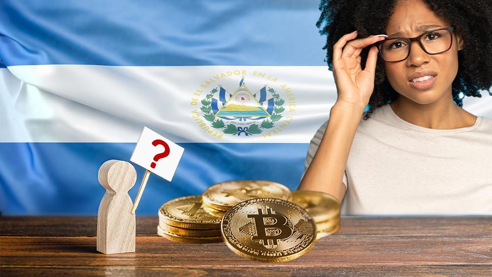 ¿Qué pasa si los salvadoreños no quieren aceptar bitcoin?