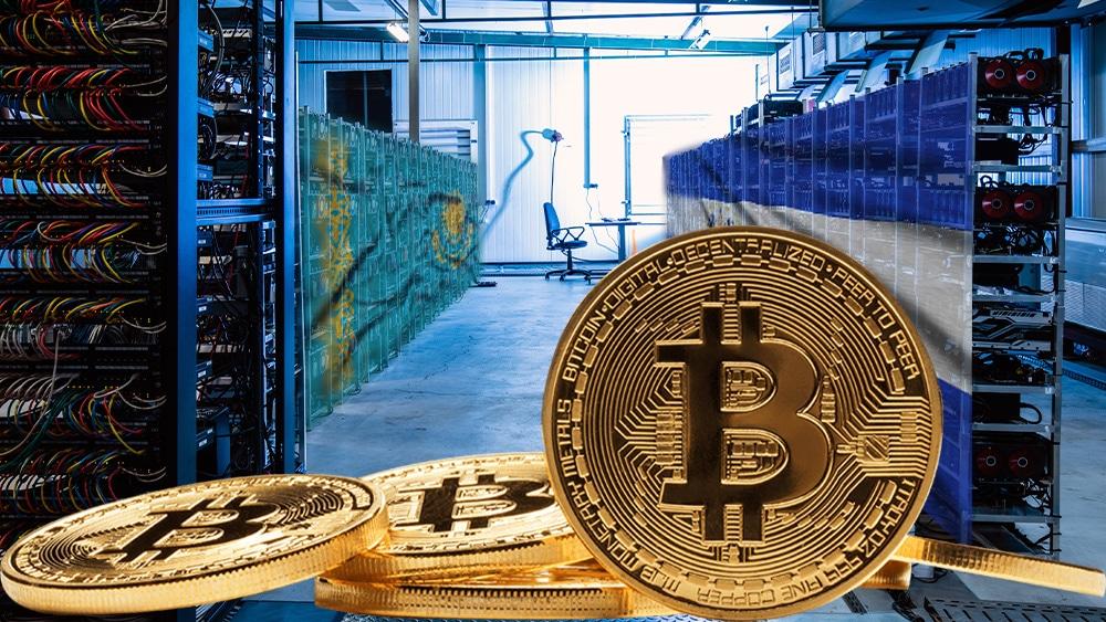 Crece éxodo de mineros de Bitcoin ante la represión en China, ¿algunos para El Salvador?