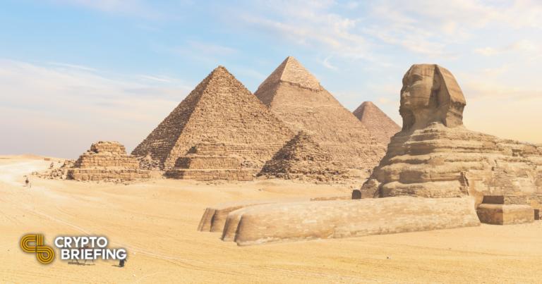 Enjin, los mundos virtuales llevan el antiguo Egipto al metaverso