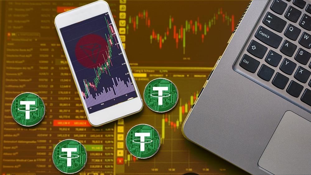 Exchange procesa 4 veces más transacciones de USDT en Tron que en Ethereum
