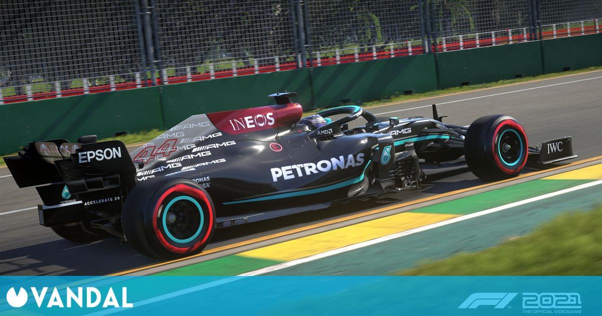 F1 2021 nos muestra toda la emoción de este deporte con su tráiler de lanzamiento