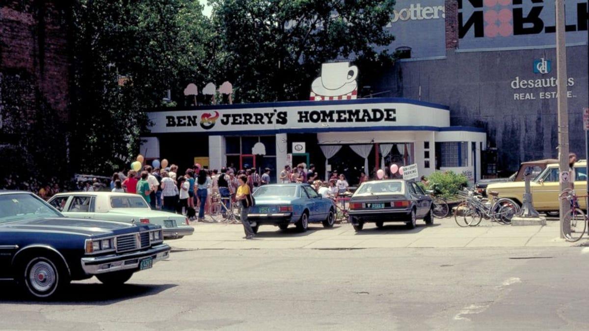 Cookie Dough, el helado más vendido de Ben & Jerry's, fue sugerencia de un fan (del que nunca se supo el nombre)
