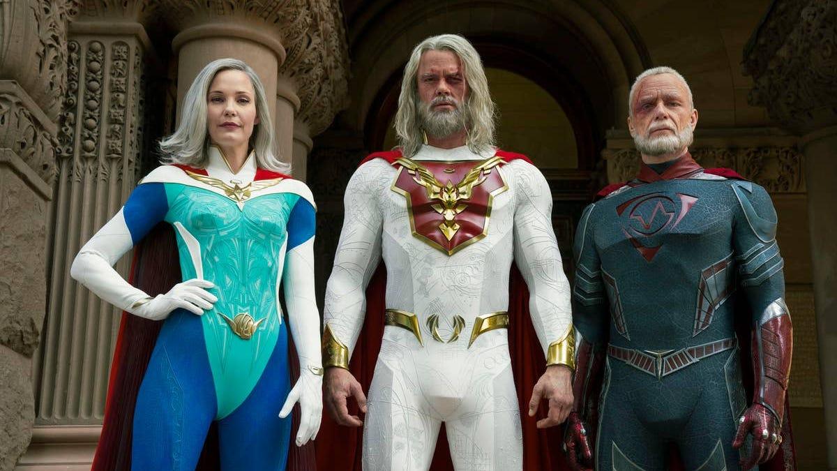 Netflix cancela Jupiter's Legacy, pero hará un spinoff