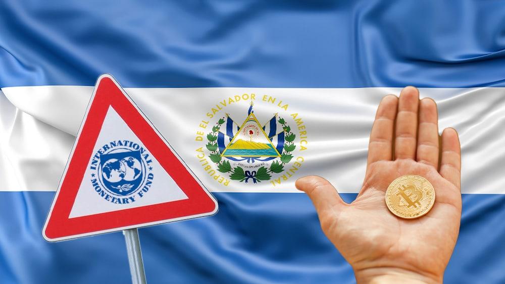 El FMI advierte problemas por la adopción de bitcoin en El Salvador