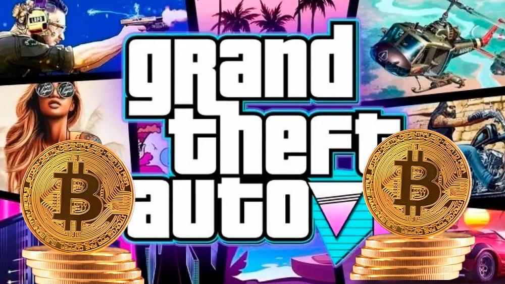 Bitcoin y las criptomonedas podrían llegar al juego GTA 6
