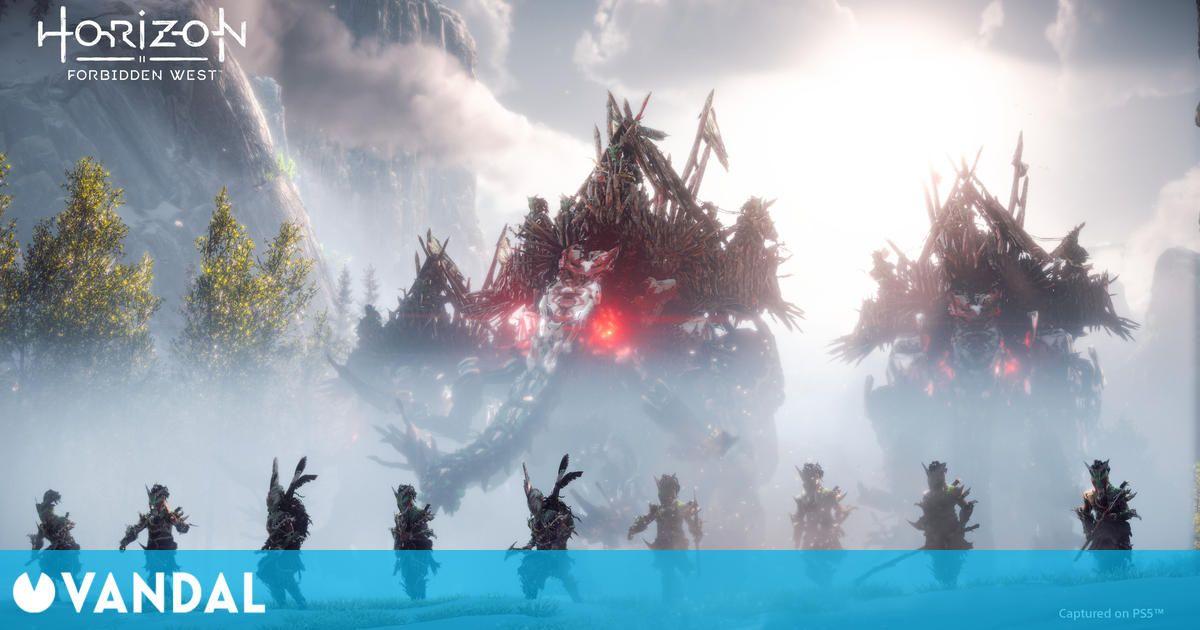 Horizon Forbidden West: Sus creadores explican qué han mejorado respecto a Zero Dawn