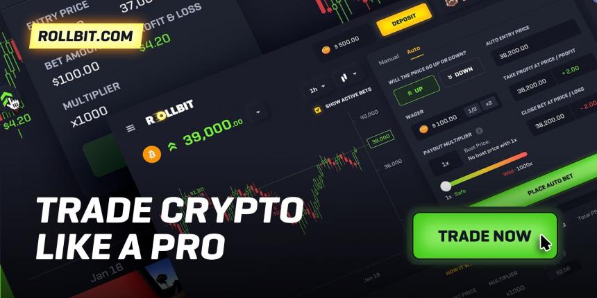 Una emocionante plataforma de comercio de criptomonedas que ofrece un apalancamiento x1000