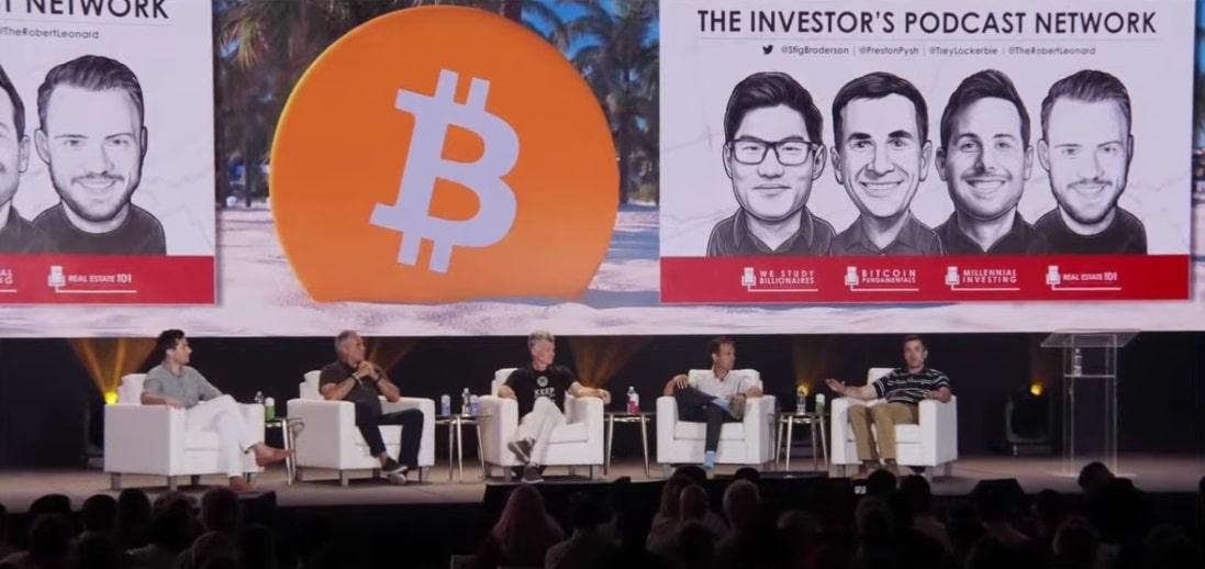 debate en la Bitcoin Conference