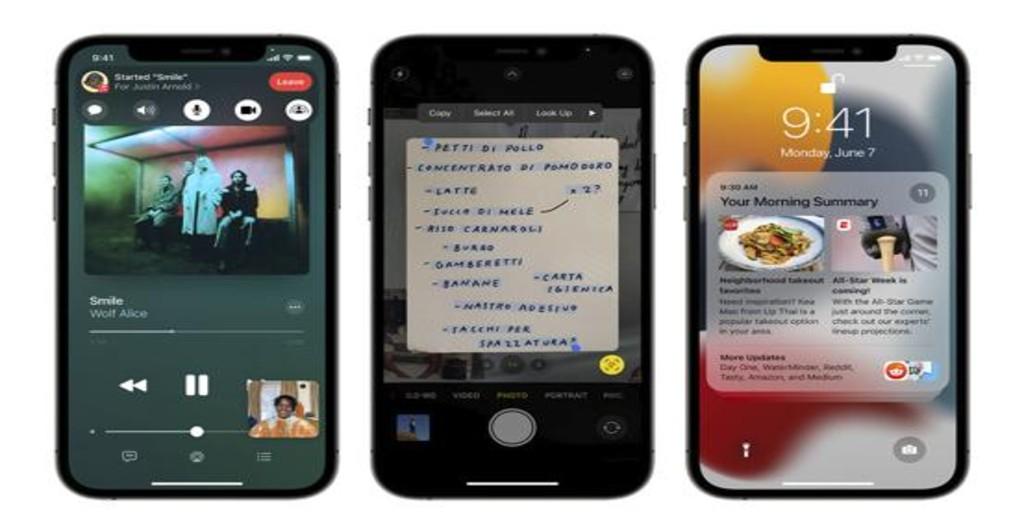 estás son las novedades que tendrás en tu iPhone