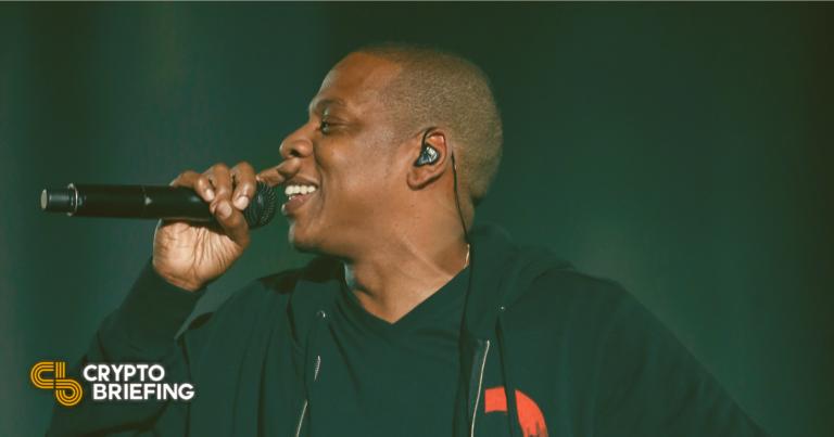 Jay-Z vende el álbum debut NFT en Sotheby's
