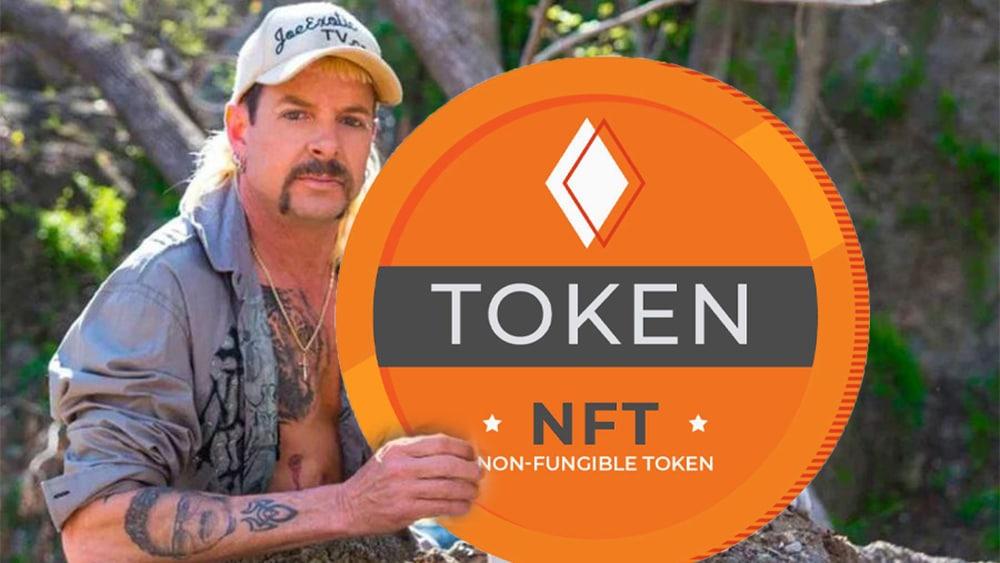 Joe Exotic, famoso por la serie de Netflix «The Tiger King» subastará NFT desde la cárcel