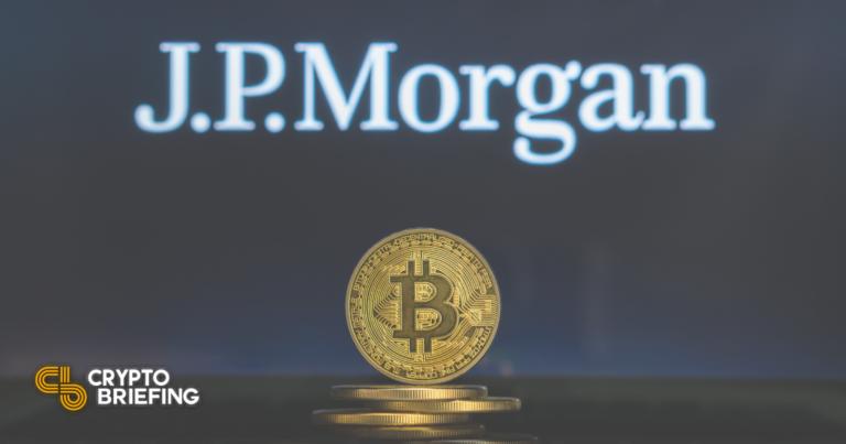 Bitcoin podría colapsar aún más, dice JP Morgan
