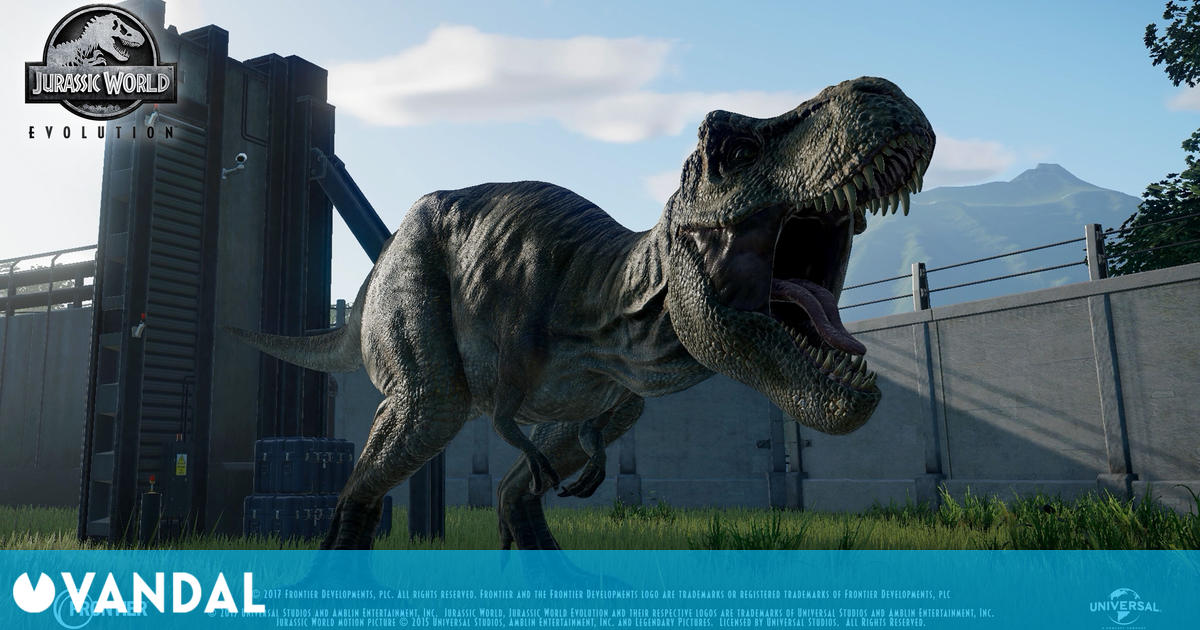 Un nuevo juego de Jurassic Park podría ser anunciado durante el Summer Game Fest 2021