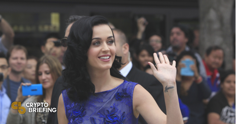 Katy Perry lanzará una línea de NFT con Theta Labs