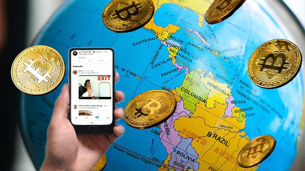 «Ahora el mundo podrá entender que enviar bitcoin es tan fácil como publicar un tuit»