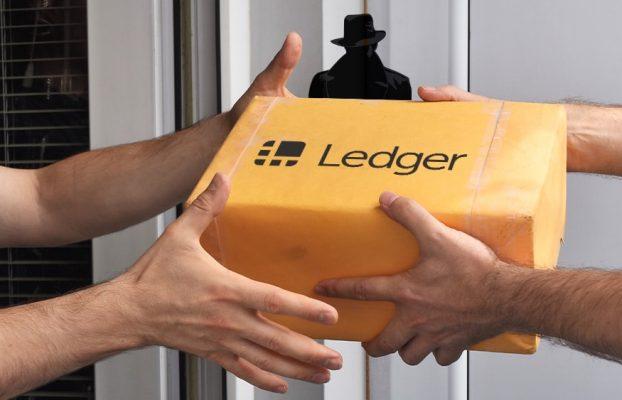 Usuario de Ledger recibe falso dispositivo en otro intento de estafa