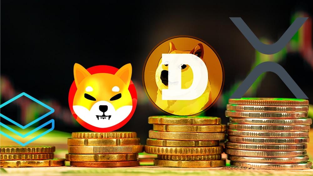 Noticias sobre XRP y Dogecoin resaltan en un mercado sangriento