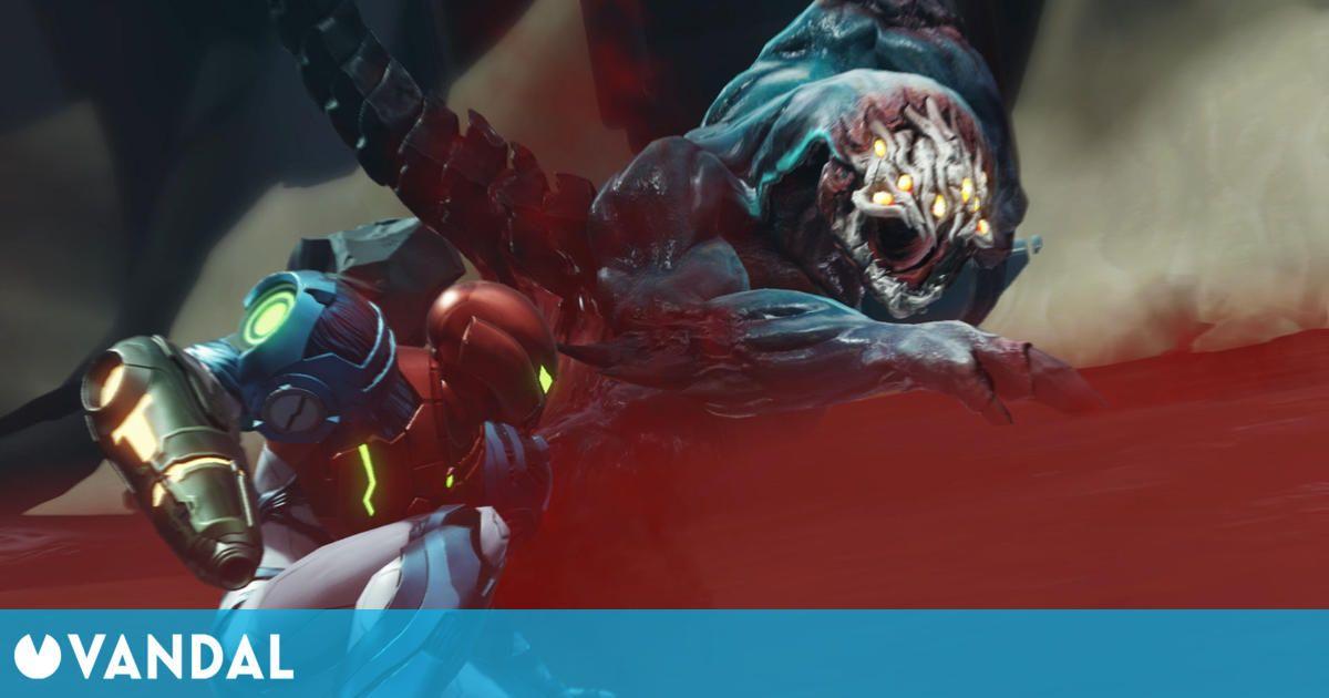 Un detalle en la animación de Samus en Metroid Dread se hace viral en redes
