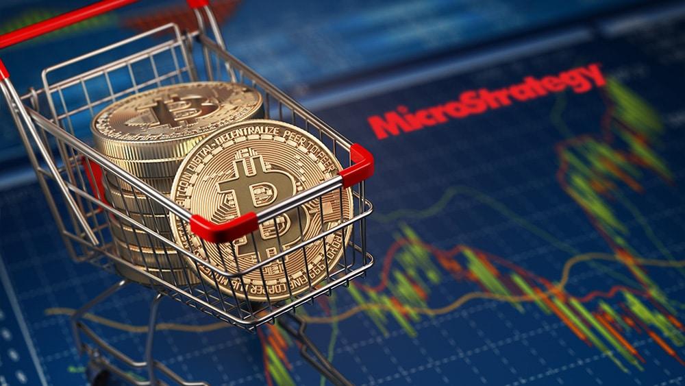 MicroStrategy adquiere más bitcoins y su tesorería sobrepasa los 100.000 BTC