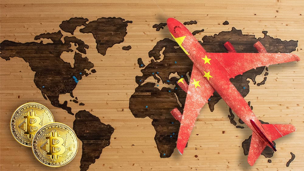 BTC.com moviliza sus equipos de minería fuera de China