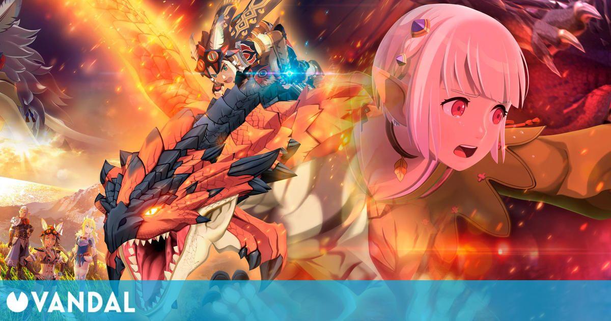 Monster Hunter Stories 2 modificó su arte para hacerlo más atractivo para más jugadores