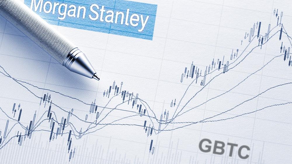 Morgan Stanley invierte en bitcoin a través de Grayscale