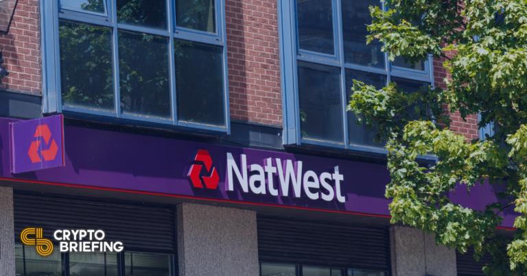 NatWest limita las transacciones a los intercambios de cifrado