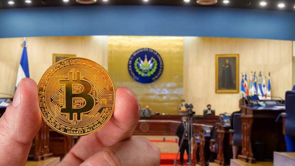 Diputadas de El Salvador presentaron reforma para eliminar a bitcoin como moneda legal
